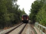 AKTUÁLNĚ: V Příbrami došlo ke smrtelnému střetu člověka s vlakem