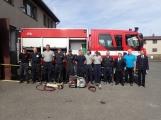 Dobrovolní hasiči z Dobříše dostali hydraulickou vyprošťovací sadu