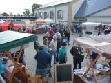 Řemeslníci, farmáři a trhovci se sešli v Rožmitále pod Třemšínem