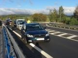 Aktuálně: Hromadná nehoda omezuje provoz na Skalce
