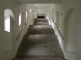 Vyběhnete Svatohorské schody za 10 minut? A co je vyskákat na jednokolce?
