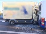Aktuálně: Na Skalce opatrně, havarovaná vozidla blokují jízdní pruh