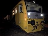 Aktuálně: Po střetu vlaku s chodcem přistává vrtulník