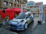 Odstartovala 39. SVK Rally Příbram