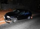 Dopravní nehoda komplikuje ranní provoz v Příbrami