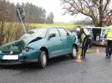 Aktuálně: Řidič ujel z místa nehody bez zastavení, policisté po něm intenzivně pátrají