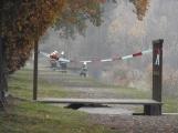 Na hrázi Vokačovského rybníka u Bohutína bylo nalezeno mrtvé tělo