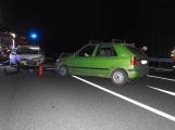 Aktuálně: K dopravní nehodě vyjeli hasiči i záchranná služba