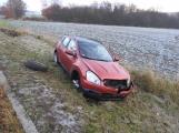 Aktuálně: Dopravu místy komplikují namrzlé silnice, nehody omezují provoz