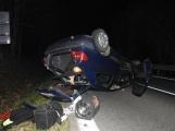 Aktuálně: Vážná dopravní nehoda se zraněním komplikuje provoz