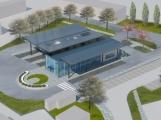 Jak to vypadá s novým dopravním terminálem v Sedlčanech?