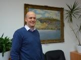 Jak vidí nový místostarosta, ekonom Martin Buršík, nejbližší budoucnost města?