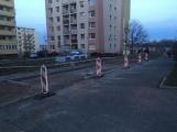 Na Drkolnově roste 10 nových parkovacích míst
