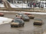 Přijďte se podívat na Silvestrovský rallycross do Sedlčanské kotliny