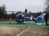 Aktuálně: Havárie záchranářského vrtulníku na Příbramsku!