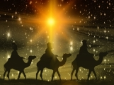 Tři králové dnes ukončí vánoční čas