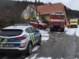 Aktuálně: Vlak srazil ženu, na místě zemřela