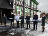 Lesní správa VLS v Obecnici prošla rekonstrukcí