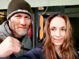 Lucie Pudilová: Může mě jenom posunout, nemám v tom zápase co ztratit