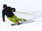 Středočeské skiareály měly o víkendu průměrnou návštěvnost