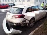 Aktuálně: Dopravní nehoda v ulici Čs. armády