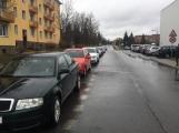 Město zpoplatní parkování v ulici Legionářů a Čs. armády
