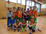 Volejbalová Příbram zažila úspěch i v mládežnických kategoriích