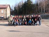 Němci na týden v Čechách