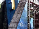 Město zruší lezecký trenažér, nebyl o něj zájem