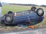 Březen na příbramských silnicích: Jeden těžce zraněný a škoda 3,5 milionu