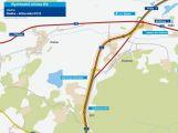 Prodloužení R4 omezí dopravu jen naprosto minimálně