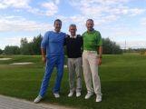 Příbramský golfový klub postoupil do IV. ligy mužů
