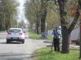 Městská policie začala měřit rychlost ve městě a okolních obcích