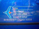 U Příbrami se srazily dva větroně, jeden pilot je zraněný