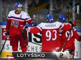 Česi si poradili s Lotyšskem a zítra je čeká Kanada