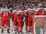 Český tým nestačil na rozjetou Kanadu