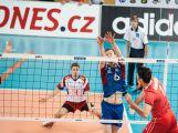 Česko nepřehrálo Írán ani před plnou příbramskou halou