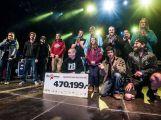 Koncert Divokýho Billa vybral téměř půl milionu na léčbu Zlatušky