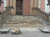 Rekonstrukce Svaté Hory pokračuje, už zmizely schody