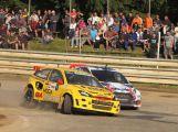 Mezinárodní Mistrovství České Republiky v Rallycrossu v Sedlčanech