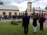 Příbram si připomněla 123. výročí březohorské důlní katastrofy
