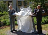 V Příbrami byl odhalen pomník obětem holokaustu