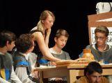 Divadlo gymnazistů: Jak to doopravdy bylo sobléháním Brna Švédy
