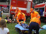 Sezónu na Podskalí zahájí záchranáři
