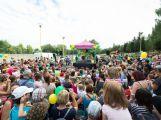 Na otevření Rákosníčkova hřiště přišly stovky lidí