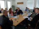 Výbor kraje pro sociální věci navštívil Příbram