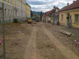 Hrabákova ulice a náměstí Dr. Josefa Theurera budou uzavřeny do konce listopadu