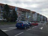 V Milínské se srazily dva vozy, jeden řidič nedal přednost