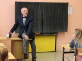 Oldřich Navrátil opět svede válku na svatohorském gymnáziu