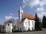 Sedlčanský kostel zdobí odhalená gotická freska, v Česku se jedná o unikát